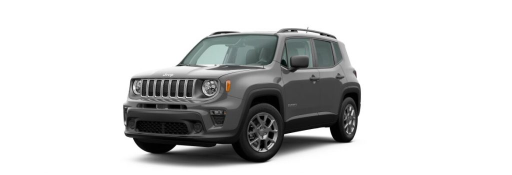 2020 Jeep Renegade Sting-Gray Clear-Coat