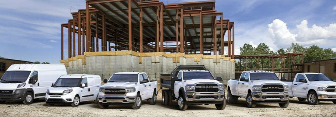 Large inventory of new and used work trucks in Lake Wales, FL offers incredible selection and variety of vehicles to choose from