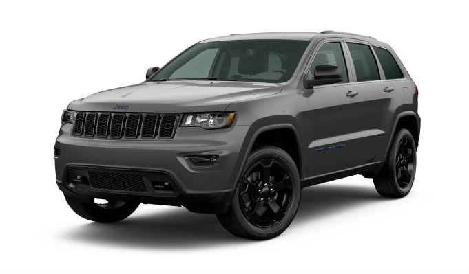2020 Jeep Grand Cherokee Sting Gray Clear-Coat