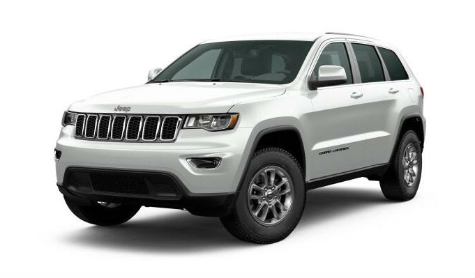 2020 Jeep Grand Cherokee Bright White Clear-Coat