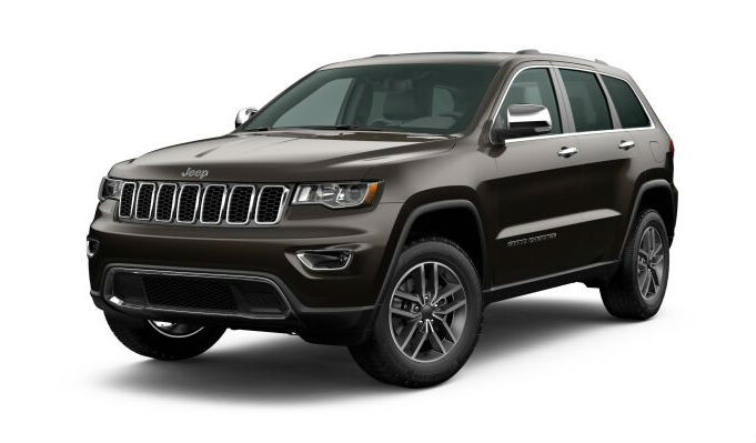 2020 Jeep Grand Cherokee Walnut Brown Metallic Clear-Coat