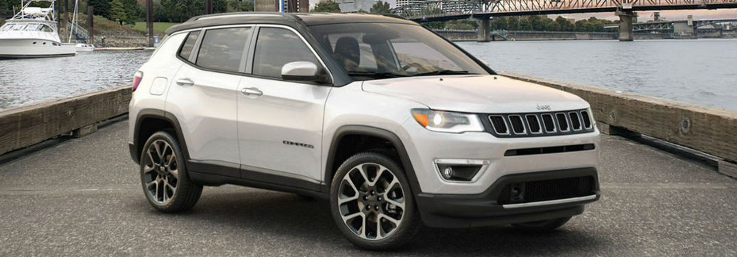 Long list of technology and comfort features available in the 2020 Jeep Compass