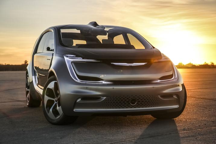 A New Chrysler Minivan in the Works