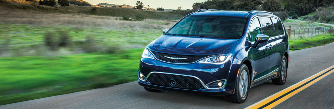 Save fuel with the Pacifica Hybrid!
