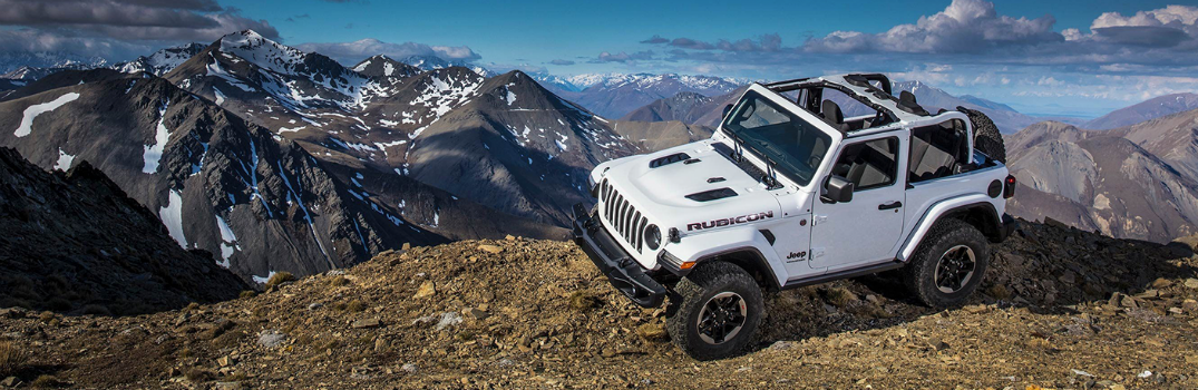 How much can the 2019 Wrangler tow?