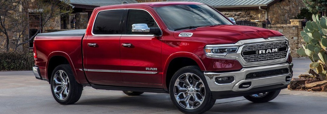 Interior Features and Technology in the 2019 Ram 1500