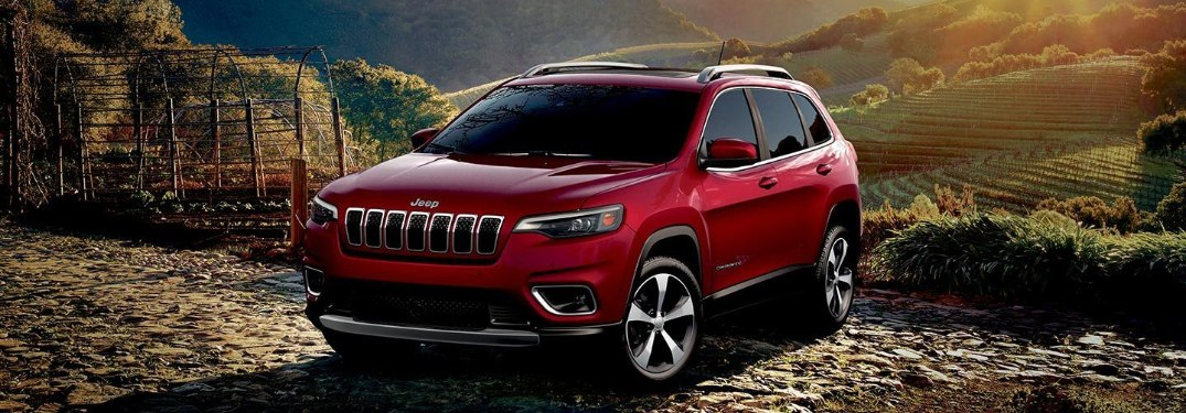 What are the Interior Features in the 2019 Jeep Cherokee?