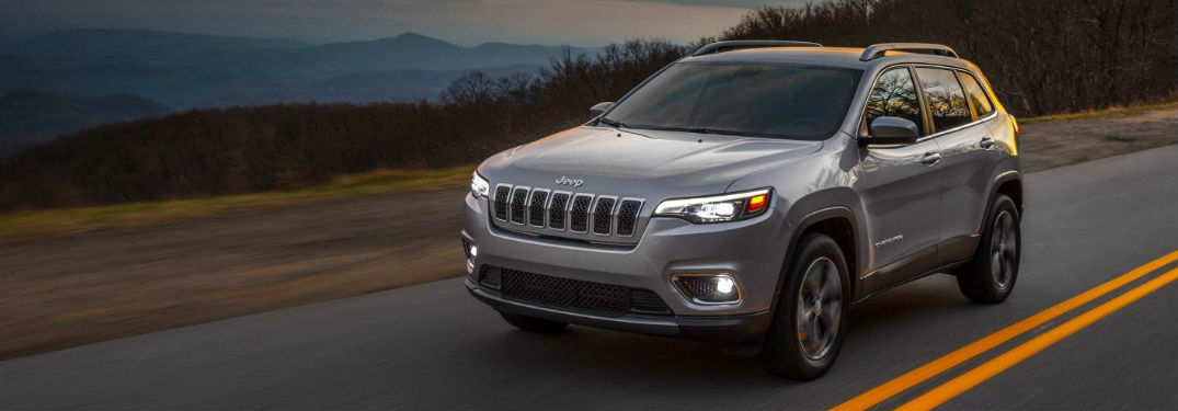 Long list of innovative safety features gives new 2019 Jeep Cherokee a top rating for passenger protection