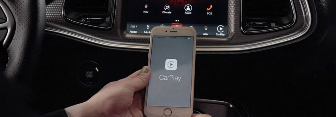 How Do I Connect My iPhone® to Apple CarPlay®?