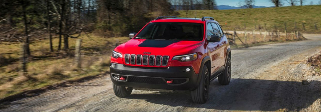 Innovative safety technology features help give new 2020 Jeep Cherokee a top rating
