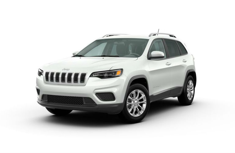 2020 Jeep Cherokee Bright White Clear-Coat