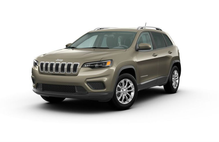 2020 Jeep Cherokee Light Brownstone Pearl-Coat