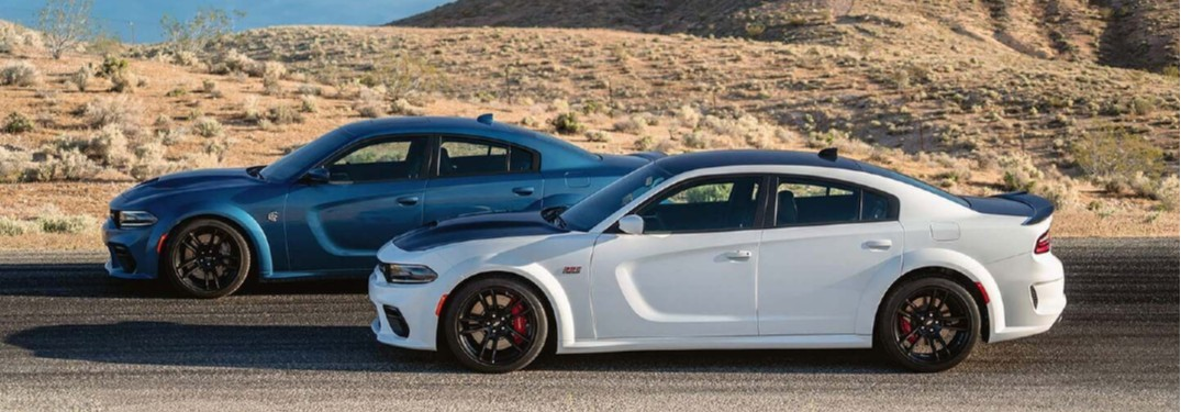 11 Color options to choose from when buying a new 2020 Dodge Charger