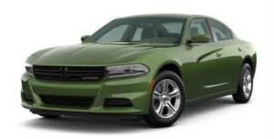 2020 Dodge Charger F8 Green