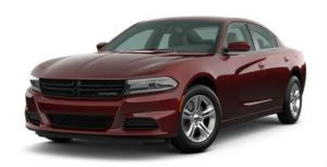 2020 Dodge Charger Octane Red