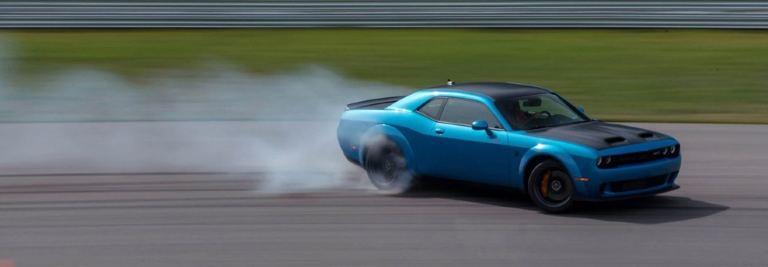 5 Engine options available in new 2020 Dodge Challenger deliver a wide variety of horsepower and torque ratings
