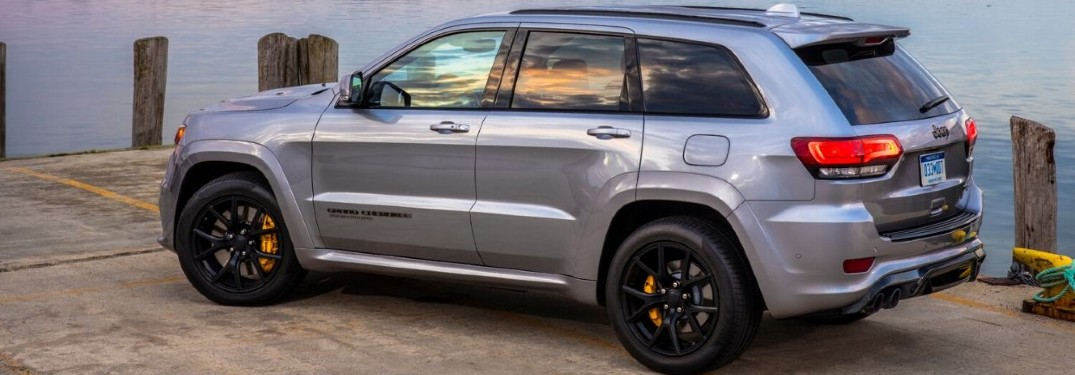 2020 Jeep Grand Cherokee impresses drivers with a long list of luxury features
