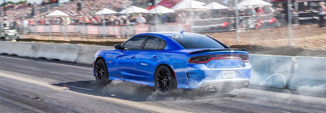 2020 Dodge Charger available with four powerful engine options