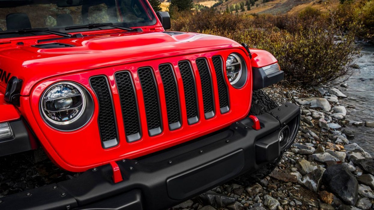 Jeep® Wrangler Plug-In Hybrid Just Two Years Away