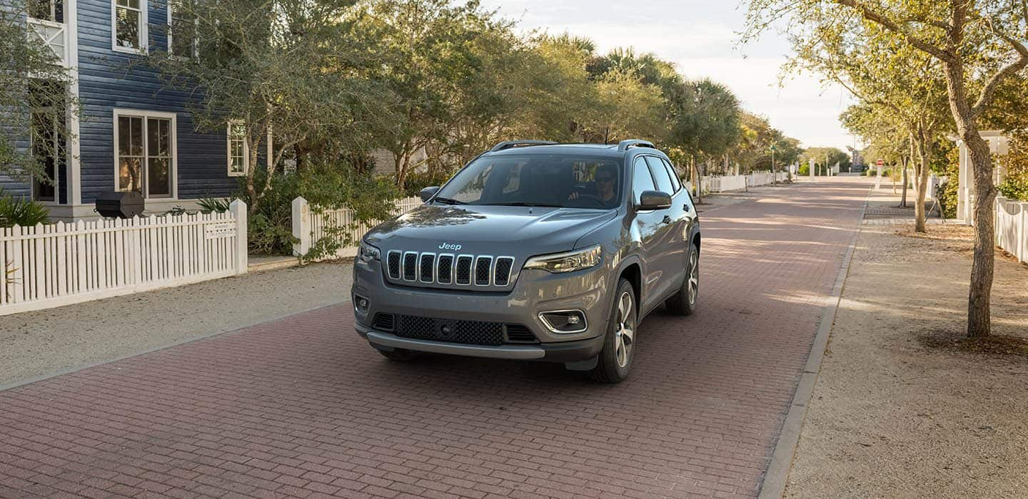 New 2019 Jeep® Cherokee for Sale