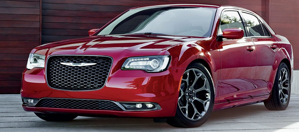 red 2019 Chrysler 300