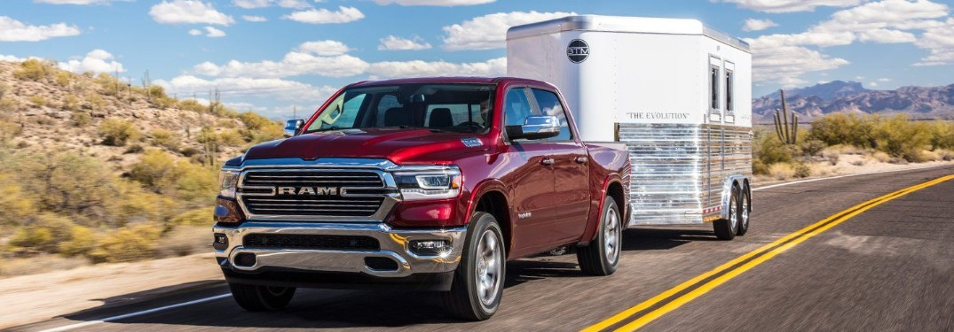 Safety and Technology Features in the 2019 RAM 1500