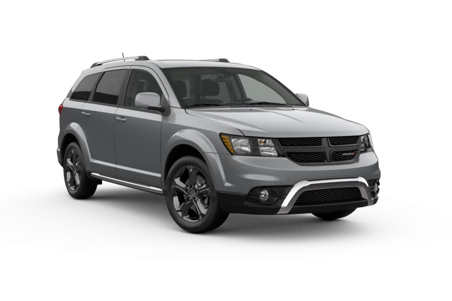 2019 Dodge Journey in Billet Clear-Coat color