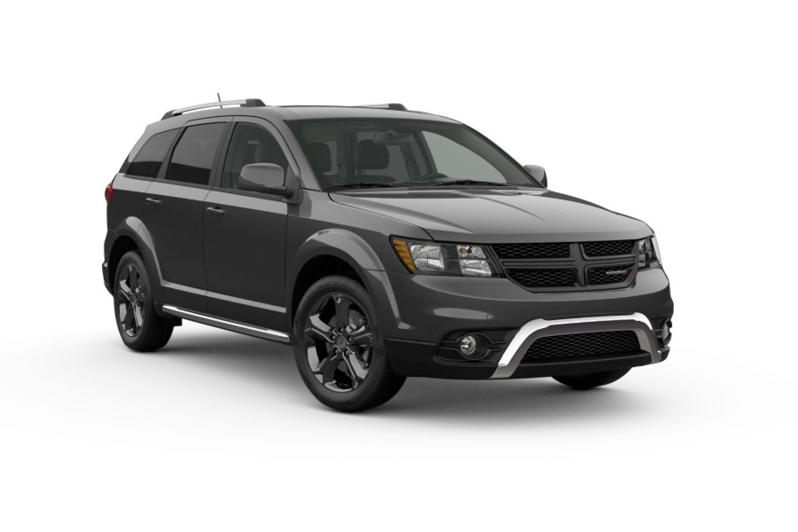 2019 Dodge Journey in Granite Pearl-Coat color