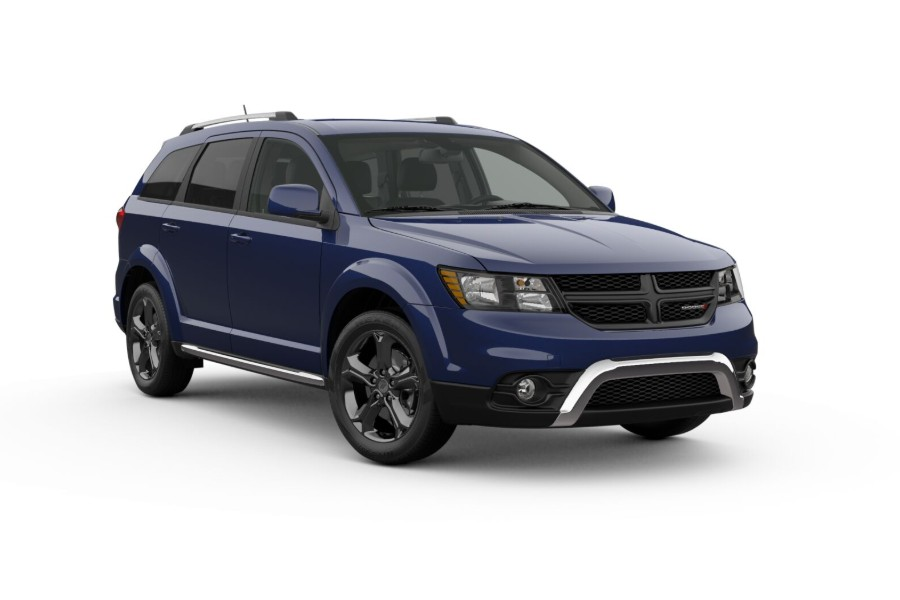 2019 Dodge Journey in Contusion Blue Pearl-Coat color