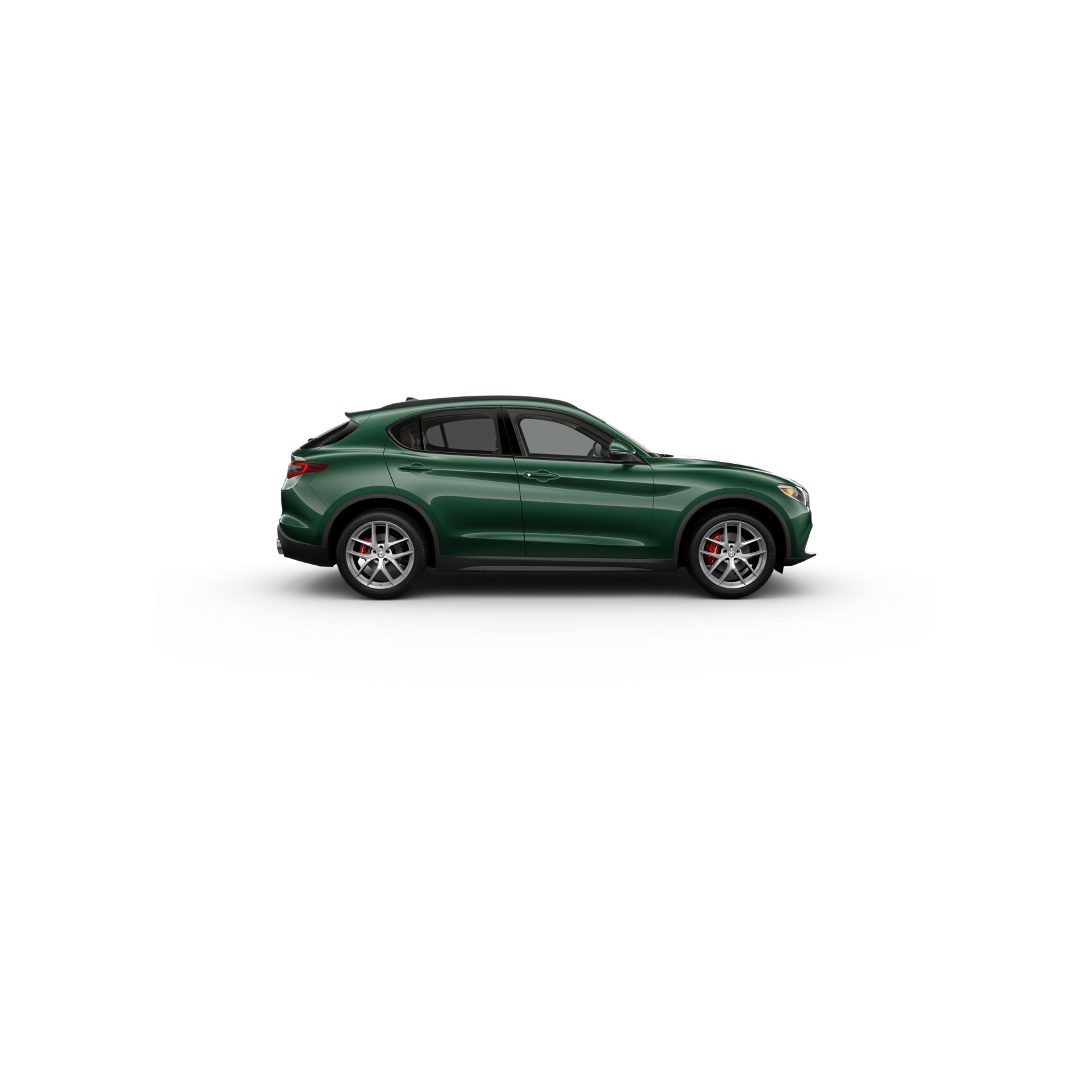 2019 Alfa Romeo Stelvio in Verde Visconti