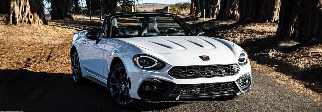 What are the Trim Levels for the 2019 FIAT 124 Spider?