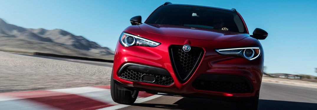 What is the Nero Edizione Package on the 2019 Alfa Romeo Stelvio?