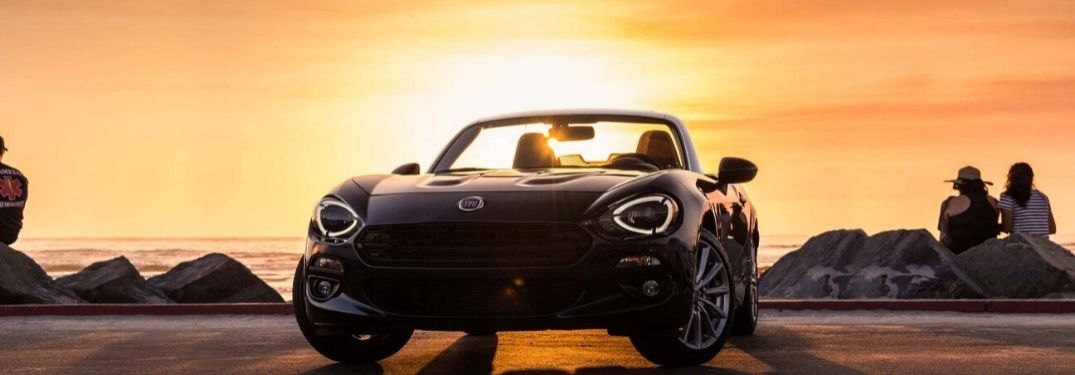 Comparing Models of the 2020 Fiat 124 Spider