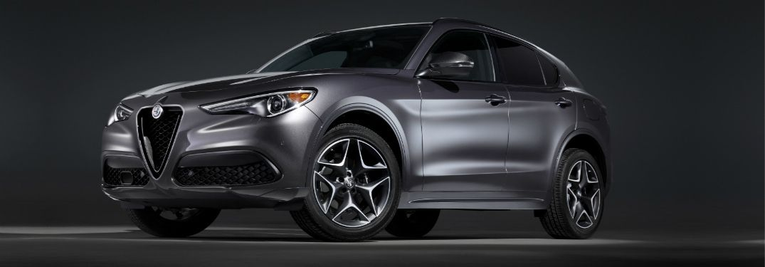 What Kind of Technology is on the 2020 Alfa Romeo Stelvio?