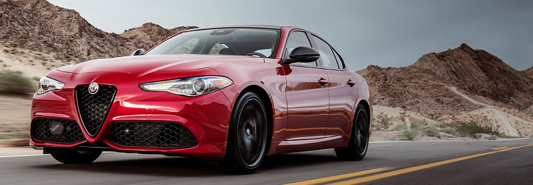 12 Striking color options available when choosing your new 2020 Alfa Romeo Giulia