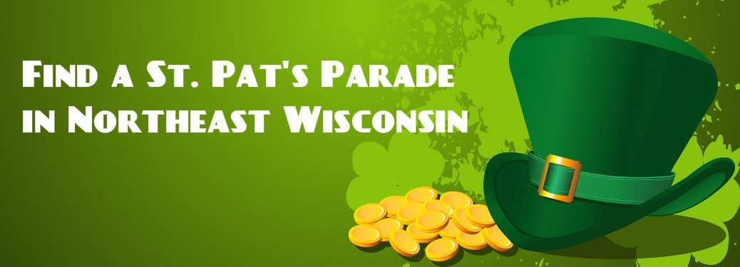 St. Patrick's Day Parades Green Bay WI Area 2016