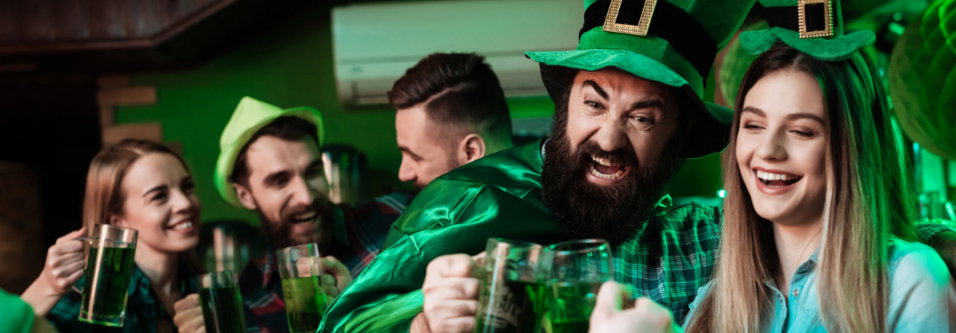St. Patrick's Day Events and Parties in Green Bay!