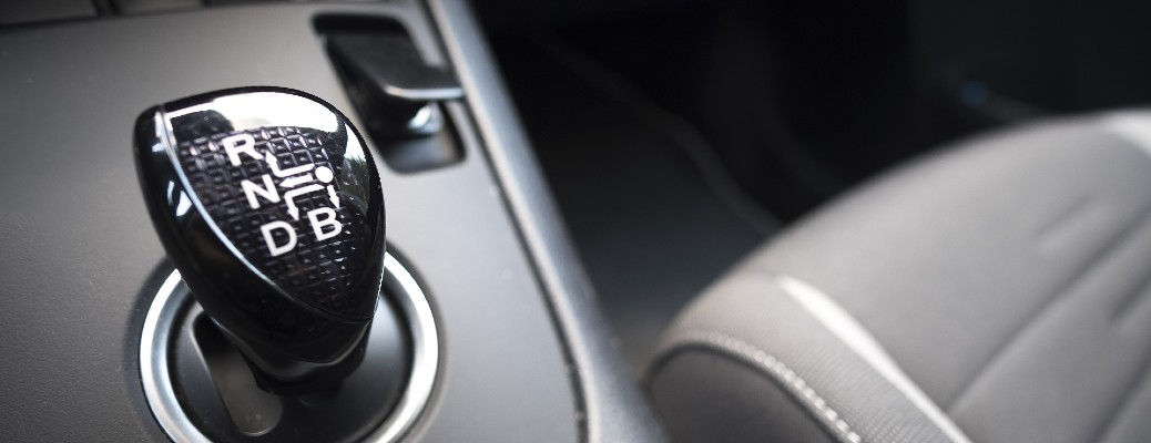 Continuously Variable Transmission shift knob