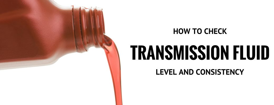 How to check automatic transmission fluid