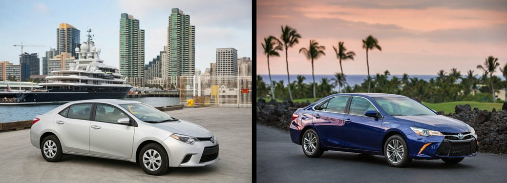 Differences between the Toyota Avalon Hybrid and Toyota Camry Hybrid
