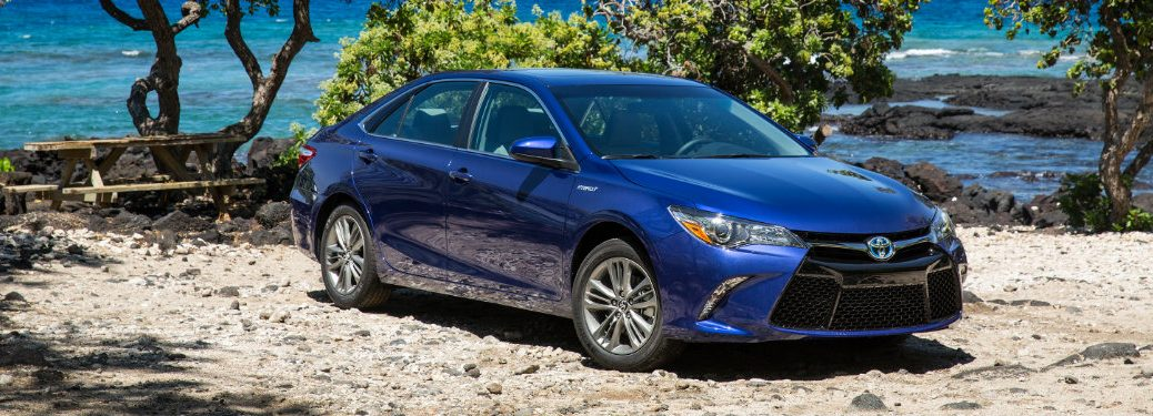 What will be the price of the 2017 Toyota Camry?
