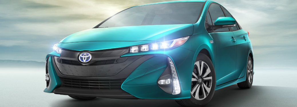 2017 Toyota Prius Prime safety rating and features