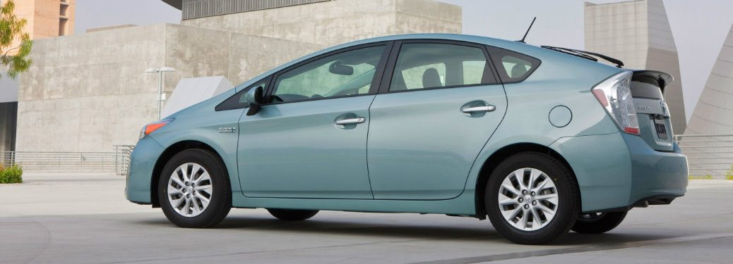 How quickly do used Prius models sell?