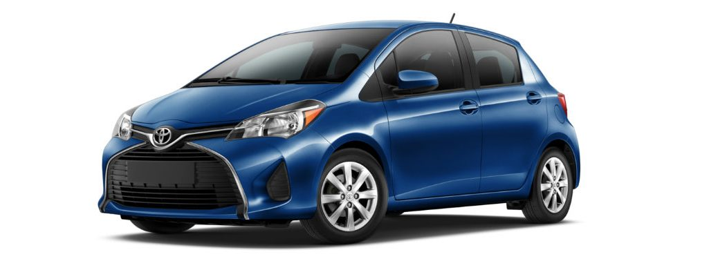 2017 Toyota Yaris Safety Features