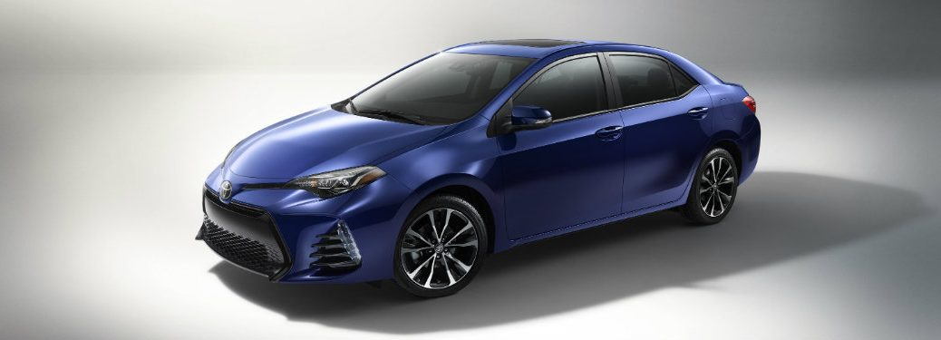 What will be the MSRP of the 2017 Toyota Corolla
