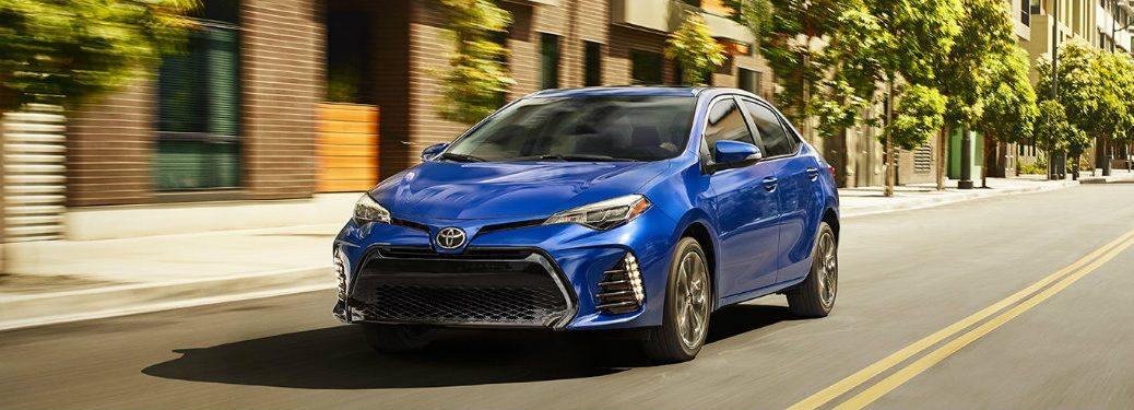 Alexander Ford Yuma Az >> 2017 Toyota Corolla Safety Systems and Features