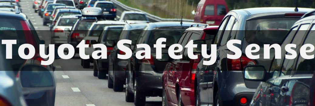 What is the Toyota Safety Sense System in Yuma, AZ