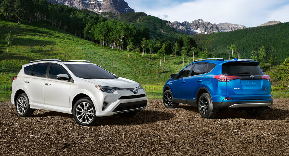 Which Toyota Vehicles have All-wheel Drive?