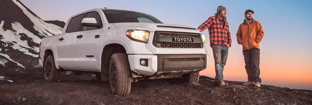 Toyota Tundra Towing Capacity >> What Is The 2017 Toyota Tundra S Towing Capacity
