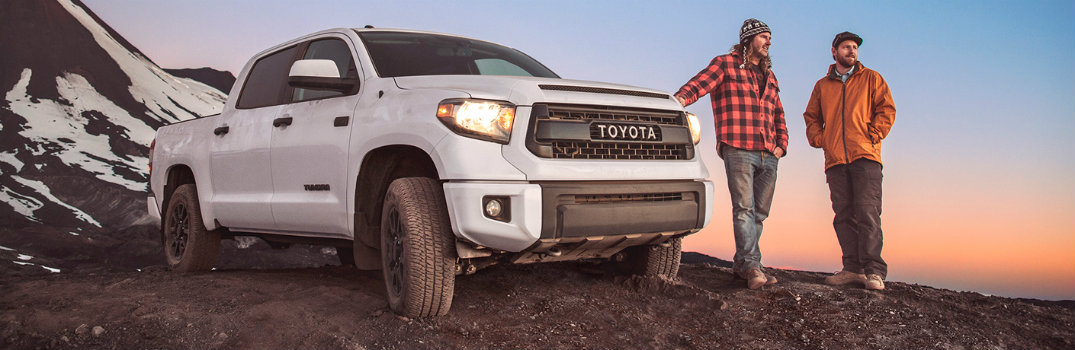 Tundra Towing Capacity >> What Is The 2017 Toyota Tundra S Towing Capacity